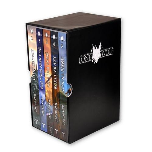 Lone Wolf: Cyklus Kai - komplet 5 knih