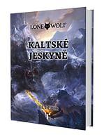 Lone Wolf: Kaltské jeskyně (vázaná) + záložka