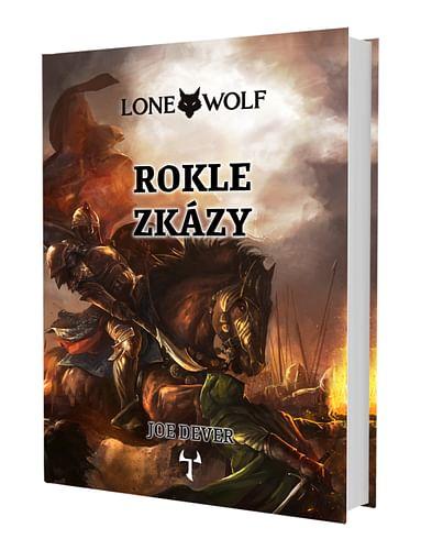 Lone Wolf: Rokle zkázy (vázaná)