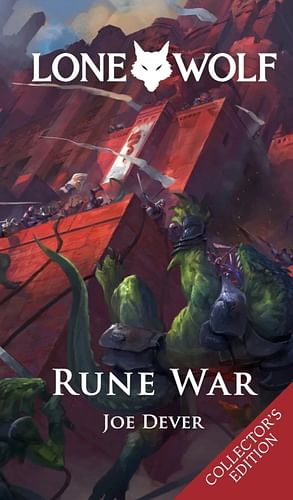 Lone Wolf: Rune Wars (Collector's Edition)
