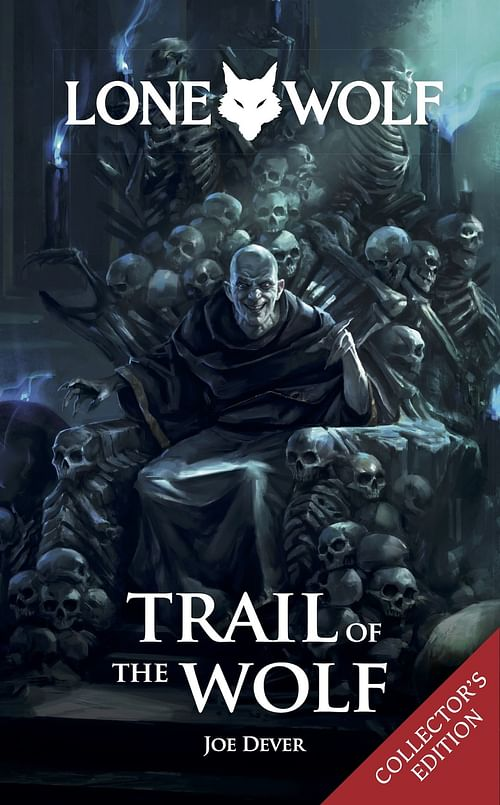 Lone Wolf: Trail Of The Wolf (Collector s Edition) - Joe Dever