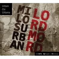 Lord Mord - audiokniha (1 CD)