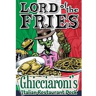 Lord of the Fries: Italian Expansion