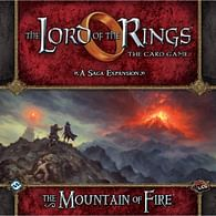 Lord of the Rings LCG: Mountain of Fire