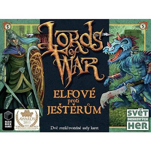 Lords of War: Elfové proti ještěrům