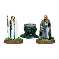 LoTR Strategy Battle Game: Galadriel and Celeborn