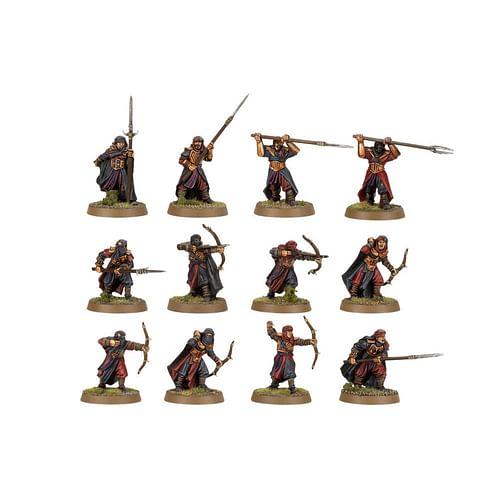 LoTR Strategy Battle Game: Haradrim Warriors