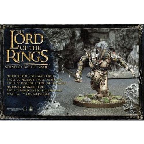 LoTR Strategy Battle Game: Mordor/ Isengard Troll