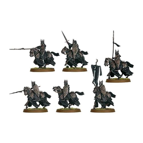 LoTR Strategy Battle Game: Morgul Knights