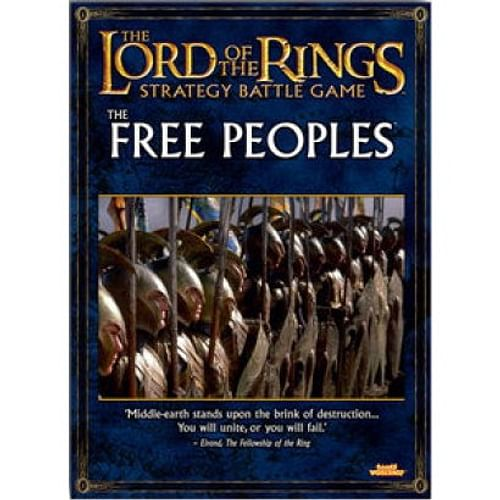 LoTR Strategy Battle Game: The Free Peoples Sourcebook