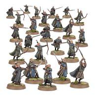 LoTR Strategy Battle Game: Wood Elf Warriors