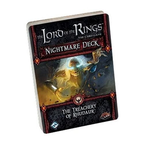 Lord of the Rings LCG: Treachery of Rhudaur Nightmare Deck