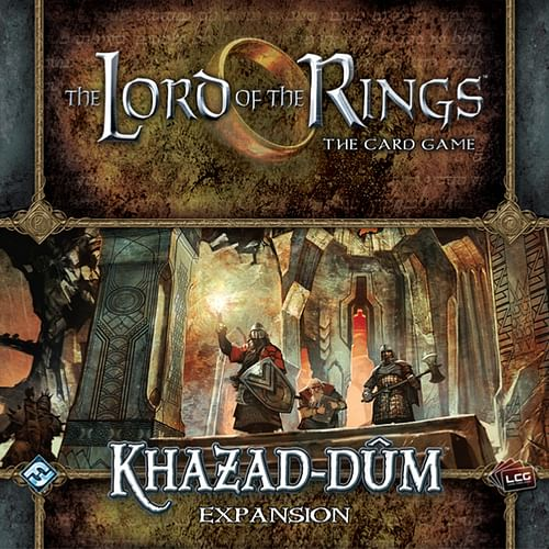 Lord of the Rings LCG: Khazad-dûm
