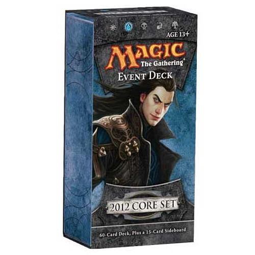 Magic: The Gathering - 2012 Event Deck Illusionary Might