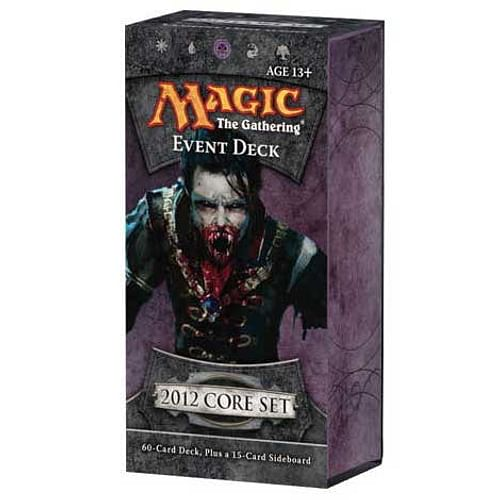 Magic: The Gathering - 2012 Event Deck Vampire Onslaught