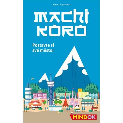 Machi Koro (česky)