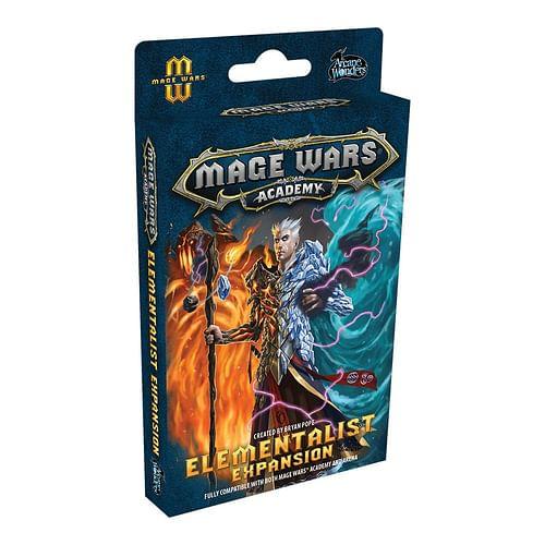 Mage Wars: Academy - Elementalist