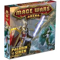 Mage Wars: Arena - Paladin vs Siren