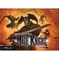 Mage Knight (anglicky) - poškozený obal