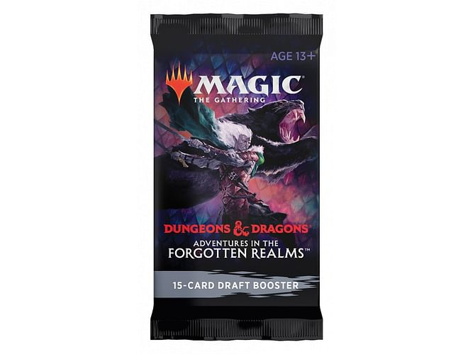 Magic: The Gathering: Adventures in the Forgotten Realms Draft Booster