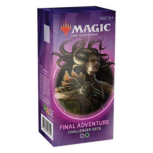 Magic: The Gathering - Challenger Deck 2020: Final Adventure