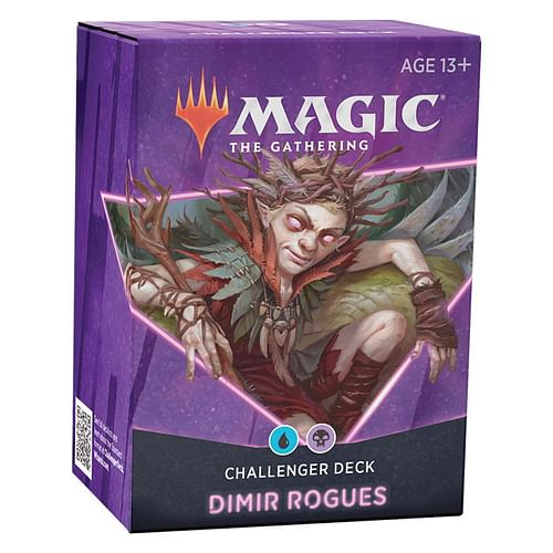 Magic: The Gathering - Challenger Deck 2021: Dimir Rogue
