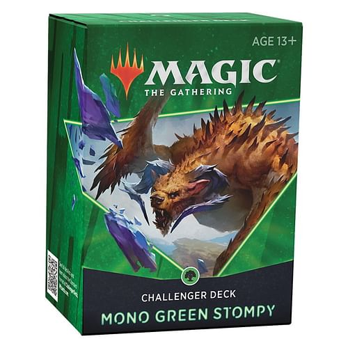 Magic: The Gathering - Challenger Deck 2021: Mono-Green Stompy