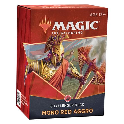 Magic: The Gathering - Challenger Deck 2021: Mono-Red Aggro