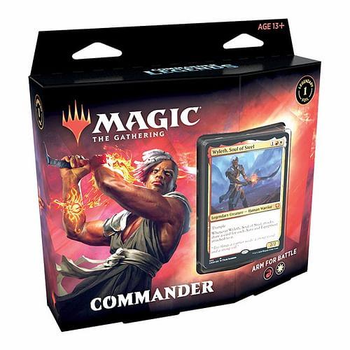 Magic: The Gathering - Commander Legends Commander Deck