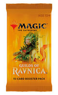 Magic: The Gathering - Guilds Of Ravnica Booster
