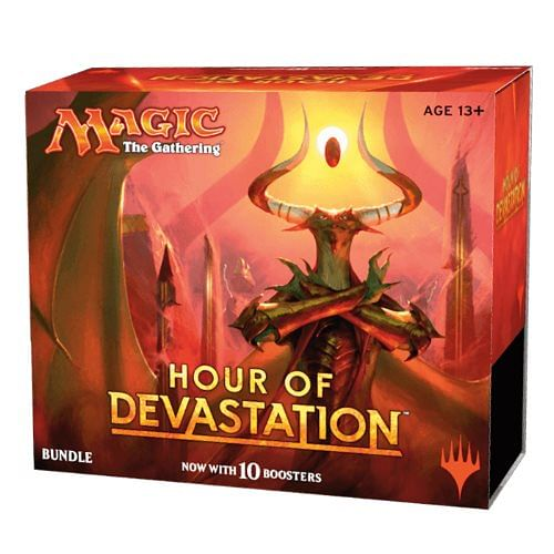 Magic: The Gathering - Hour of Devastation Bundle