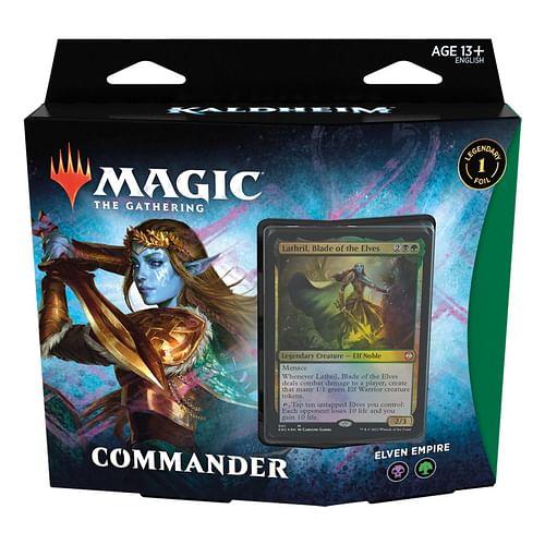 Magic: The Gathering - Kaldheim Elven Empire Commander Deck