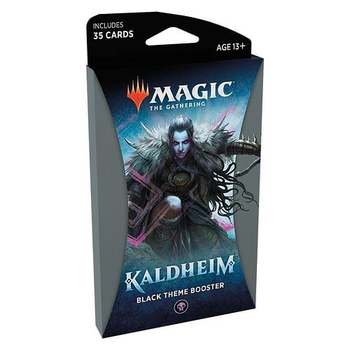 Magic: The Gathering - Kaldheim Theme Booster Black