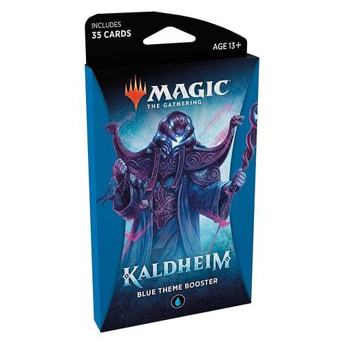 Magic: The Gathering - Kaldheim Theme Booster Blue