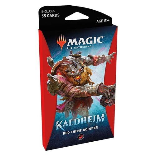 Magic: The Gathering - Kaldheim Theme Booster Red