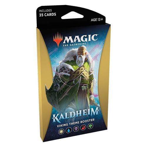 Magic: The Gathering - Kaldheim Theme Booster Viking