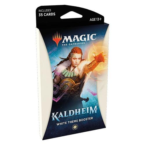 Magic: The Gathering - Kaldheim Theme Booster White