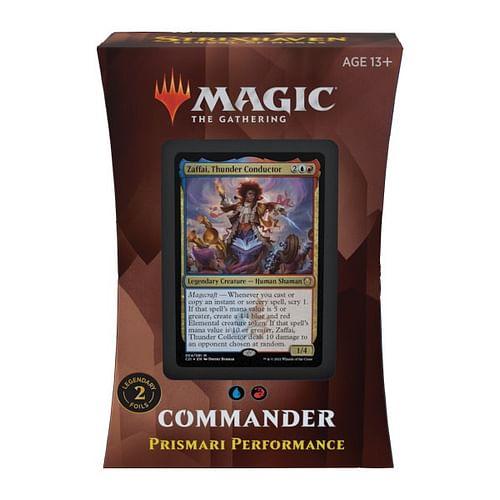 Magic: The Gathering - Strixhaven: Prismary Performance Commander Deck