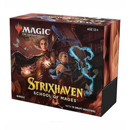 Magic: The Gathering - Strixhaven: School of Mages Bundle
