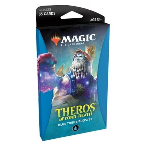 Magic The Gathering - Theros Beyond Death Theme Booster Blue