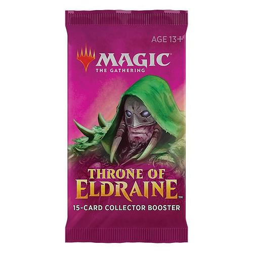 Magic: The Gathering - Throne of Eldraine Collector Booster