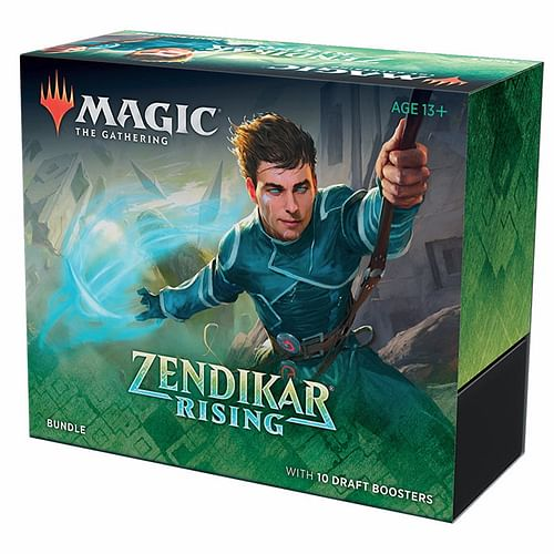 Magic: The Gathering - Zendikar Rising Bundle
