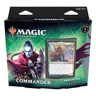 Magic: The Gathering - Zendikar Rising Sneak Attack Commander Deck