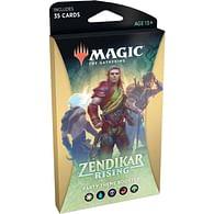 Magic: The Gathering - Zendikar Rising Theme Booster Party