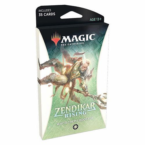 Magic: The Gathering - Zendikar Rising Theme Deck White