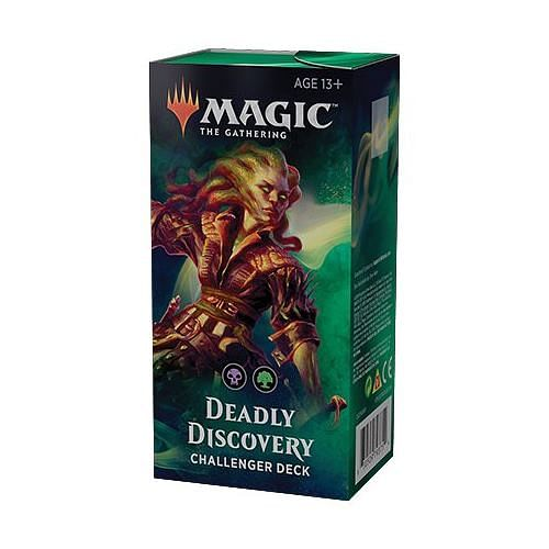 Magic: The Gathering - Challenger Deck 2019: Deadly Discovery