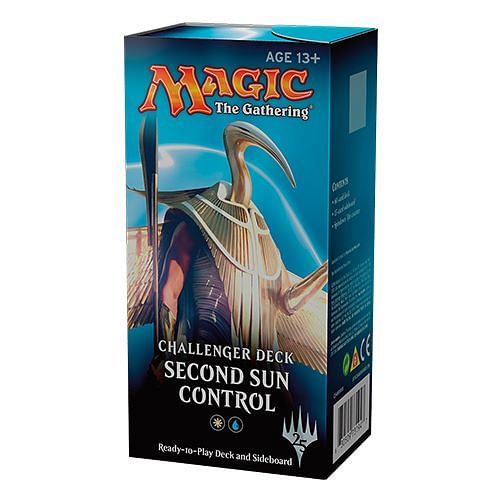 Magic: The Gathering - Challenger Deck: Second Sun Control