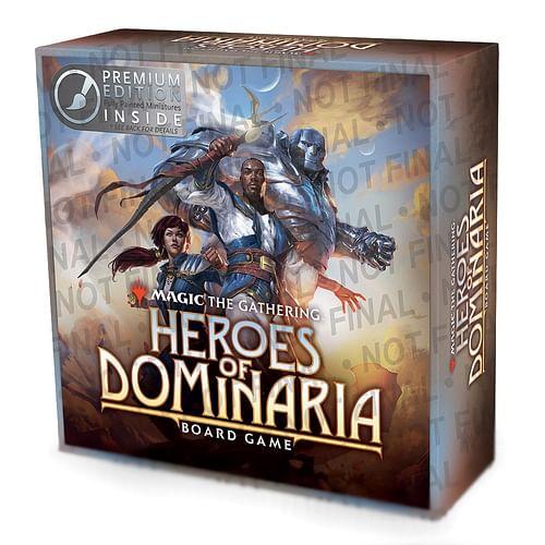 Magic: The Gathering: Heroes of Dominaria (Premium Edition)