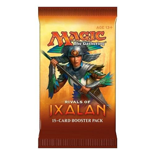 Magic: The Gathering - Rivals of Ixalan Booster