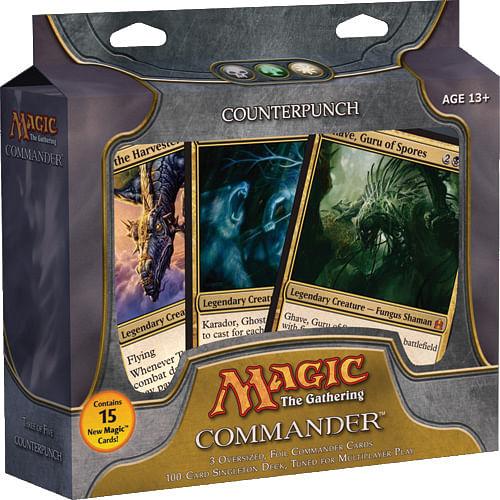 Magic: The Gathering - Commander Deck: Counterpunch
